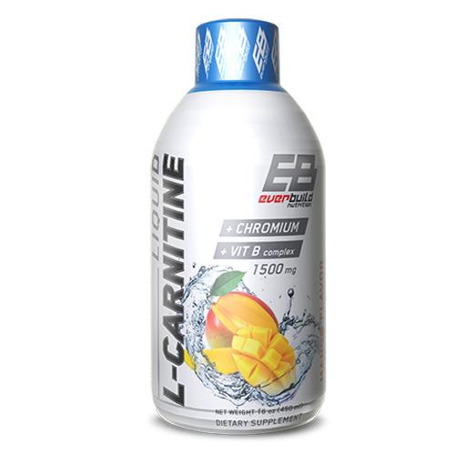 EverBuild Liquid L-Carnitine + Chromium 1500mg