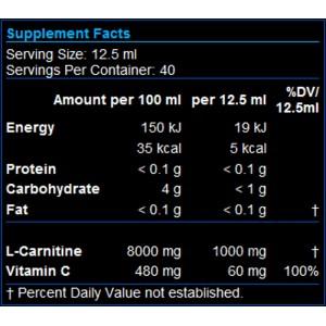 Scitec Carni-X Liquid 40000-L-Carnitine
