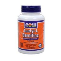 Ниски цени на Now Foods Acetyl-L-Carnitine