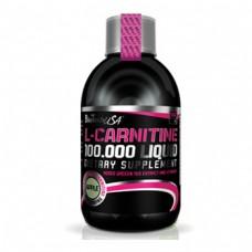 Най-добра цена на Biotech usa l-carnitine 100.000