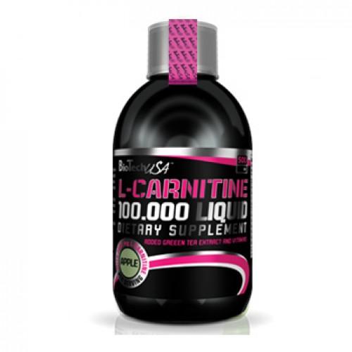 Biotech usa l-carnitine 100.000
