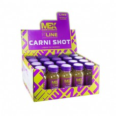 Най-добри л карнитин цени и начин на прием на Mex Nutrition Carni-Shot L-Carnitine
