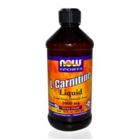 Ниски цени на Now Foods L-Carnitine Liquid 1000 mg