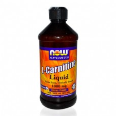 Най-добра цена на Now Foods L-Carnitine Liquid 1000 mg