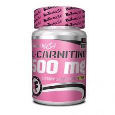 Най-добра цена на BioTech USA L-Carnitine 500 mg