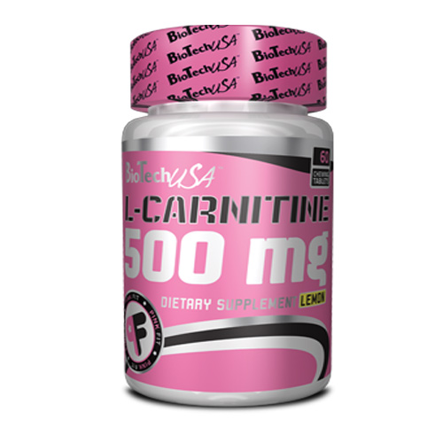 BioTech USA L-Carnitine 500 mg