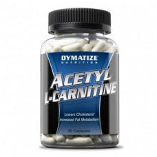 Най-добри л карнитин цени и начин на прием на Dymatize Acetyl L-carnitine 90 caps