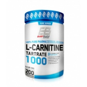 Everbuild l-carnitine tartrate 1000