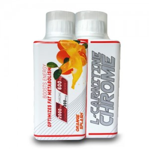 Silver Nutrition L-Carnitine Chrome 500 ml