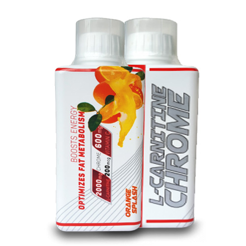 Silver Nutrition L-Carnitine Chrome 500 ml