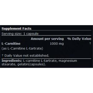 Scitec mega carni-x 1000 mg 60 caps