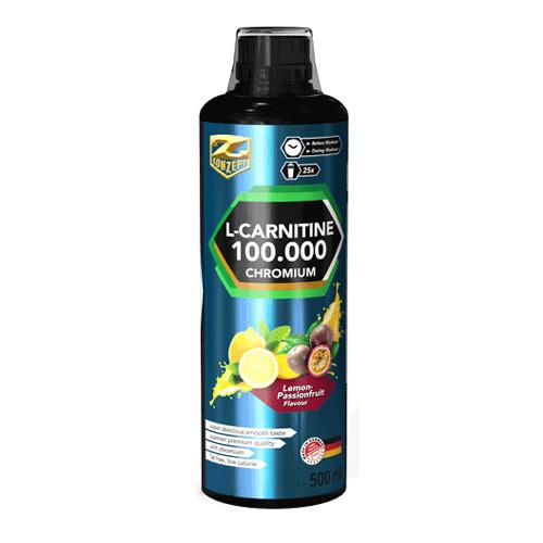 Z-Konzept Sports Nutrition L-Carnitine 100.000 chromium liquid