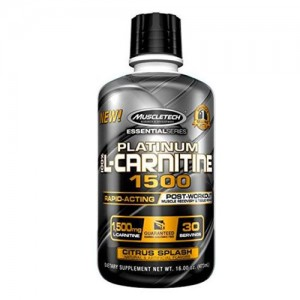 Muscletech Essential Series L-Carnitine 1500 473 ml.